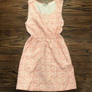 Jcrew floral dress size 2